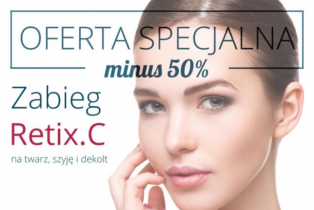 Promocja Retix.C