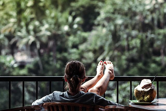 Relaks czyli zlapanie rownowagi